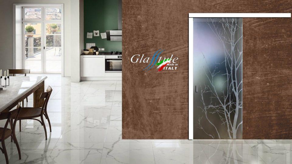 Glasstylebellissime Porte In Vetro Con Disegni Moderni E Classici Ristruttura