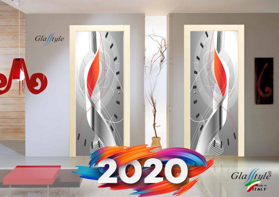 Porte in vetro moderne Glasstyle Serglas